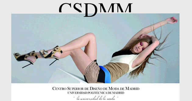 Centro Superior de Diseño de Moda de Madrid (CSDMM), Marta de la Joya