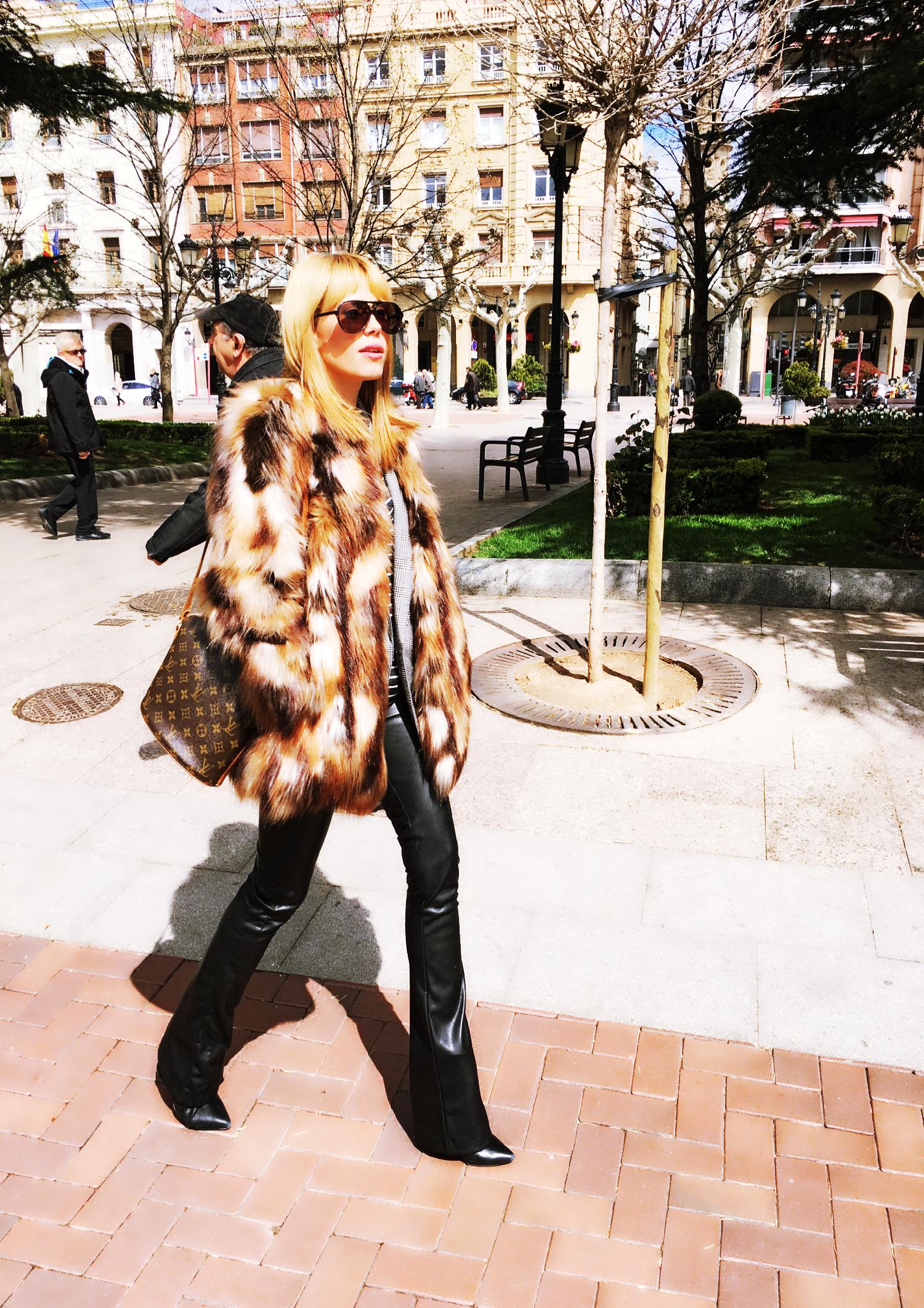 De shopping por Logroño