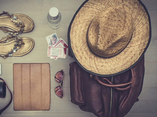 Packing your suitcase service
