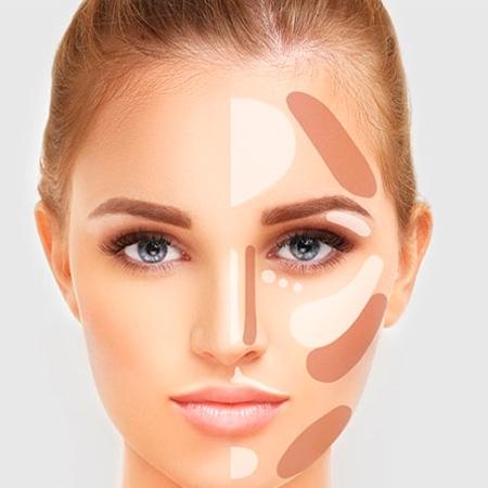 Las correcciones adecuadas para cada tipo de rostro